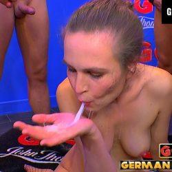 Luisa - Die Spermaqueen - ggg john thompson video