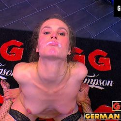 Luisa - Die Spermaqueen - ggg john thompson video