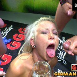 Licky Lex und Nicky Dream im GGG Spermahimmel - ggg john thompson video