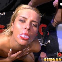 Nicky Dream Hilfe, ich muss Sperma schlucken! - ggg john thompson video