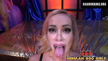 Chessie Kay - Tits and Sperm - ggg john thompson video
