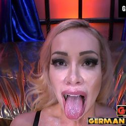 Chessie Kay Die Spermagottin - ggg john thompson video