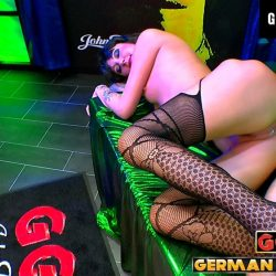 Khadisha, die zarte Sperma Fee - ggg john thompson video