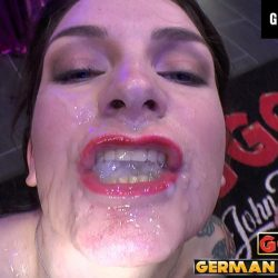 Adreena in der Spermafalle - ggg john thompson video