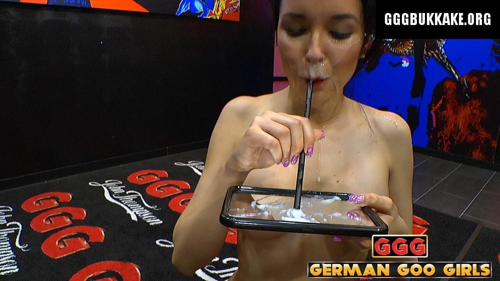 Francys Belle- Die Sperma Kur