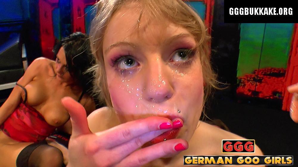 Annas Sperma-Schwanzparade
