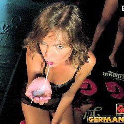 Luisa Die Gierige Spermakönigin - ggg john thompson video