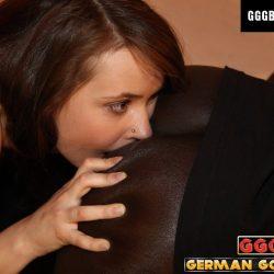 Mabea und Hanna lieben Sperma - ggg john thompson video