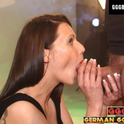 Viktoria! Das Sperma Schluck Seminar - ggg john thompson video