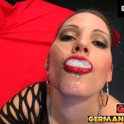 Viktoria das sperma ist da - ggg john thompson video